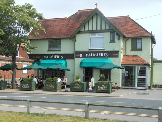 Windsor and Maidenhead, UK: Palmieris