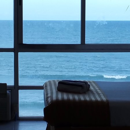 The Suites at Americano Beach: The view out our window!
