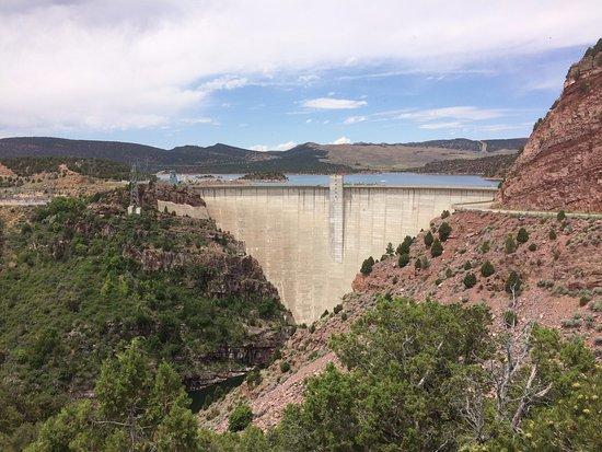 Rock Springs, WY: Flaming Gorge Dam