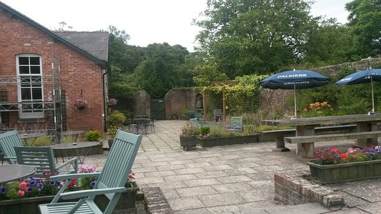 Moreton Tea Rooms: 20160712_120224_large.jpg