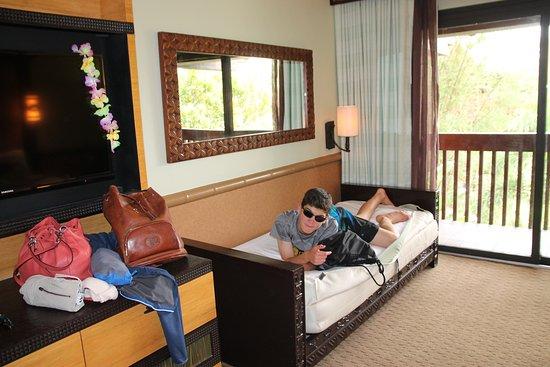 Disney's Polynesian Village Resort Foto