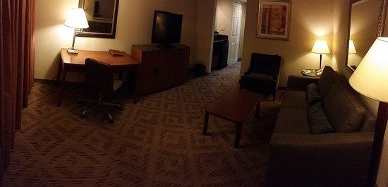 Plymouth Meeting, بنسيلفانيا: Room - Sitting Area