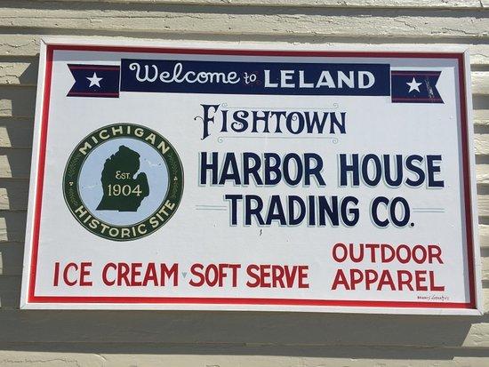 Leland, MI: Fishtown