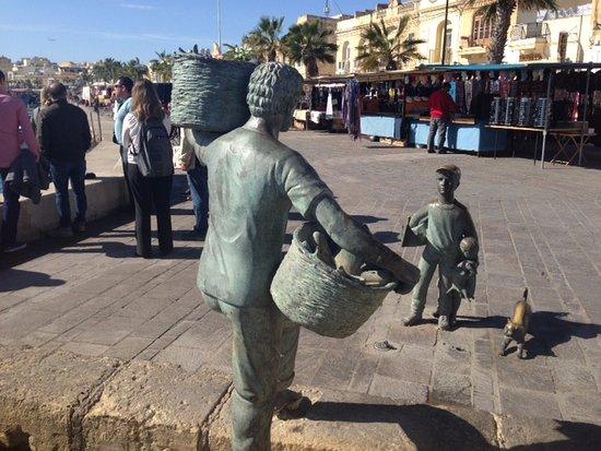 My favorite place in Marsaxlokk