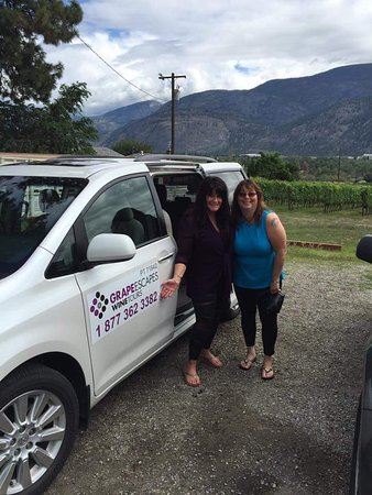Penticton, Canada: Hanging out with Grape Escapes and my Bestie 07.16.2016