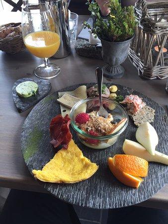 Noresund, Norvegia: Frokost