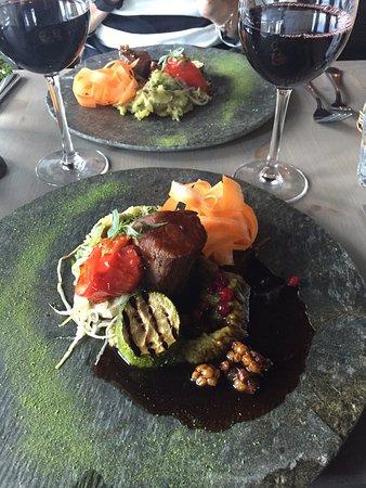 Noresund, Norvegia: Middag