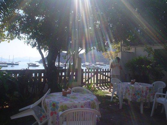 Pousada Manaca Inn: desayunas en la playa ...