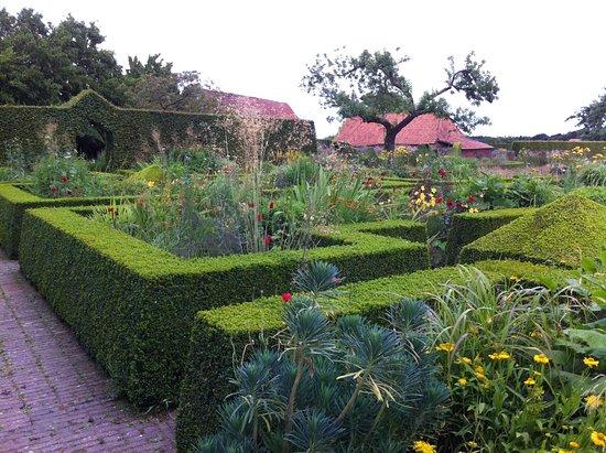 Le Jardin Plume: The Summer garden