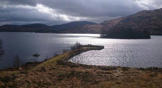 Stronachlachar, UK: Loch Katrine