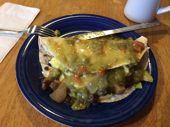 Mancos, Κολοράντο: My favorite breakfast before hiking!