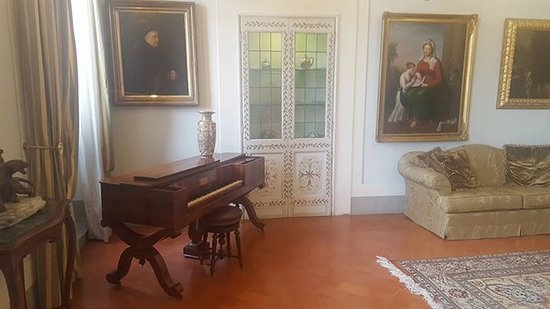 Villa Olmi Firenze: Sitting area