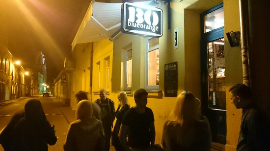 BO Baras: Best bar in kaunas. Lots of different Lithuanian beer! Very friendly to foreigners. Rock music a