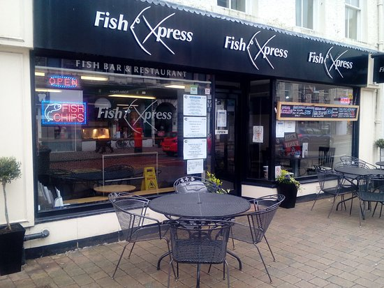 Kendal, UK: Fish Express