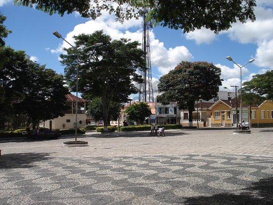 Sao Tiago, MG: Praça Ministro Gabriel Passos