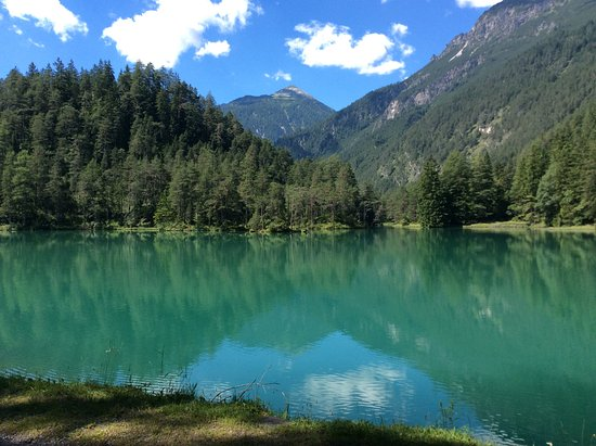 Nassereith, Austria: Top of the lake, beautiful and peaceful!