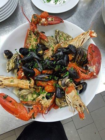 Castelfranco Emilia, Italia: Tutto pesce