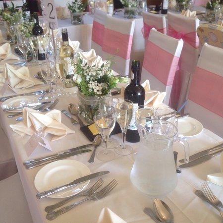 Cragwood Country House Hotel: Wedding reception