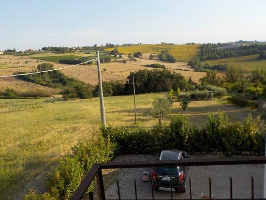 Casa Losea: View from my balcony.