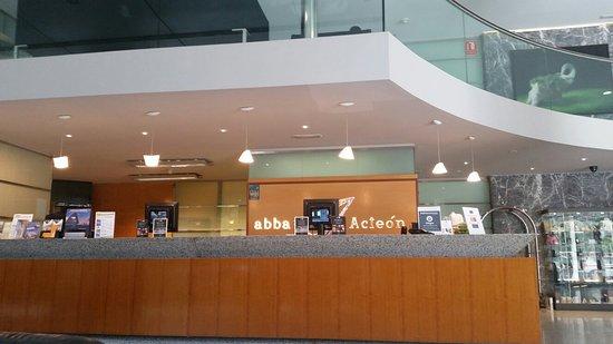 Abba Acteon Hotel: 20160719_124642_large.jpg