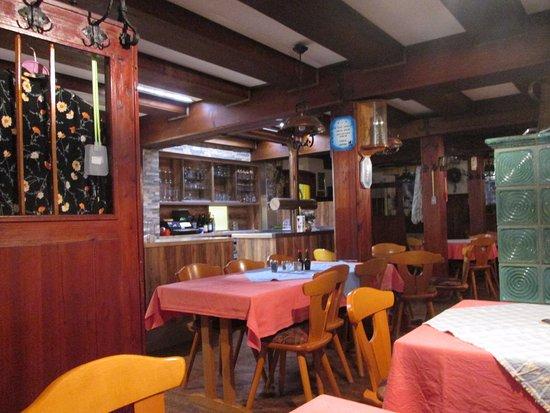 Leipheim, Niemcy: el mismo comedor de hace 200 años