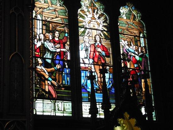Montreal, Kanada: Notre-Dame Basilica