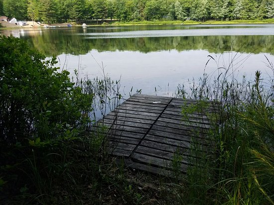 Bluegill Lake Campground: Some of my favorite spots at Bluegill Lake!