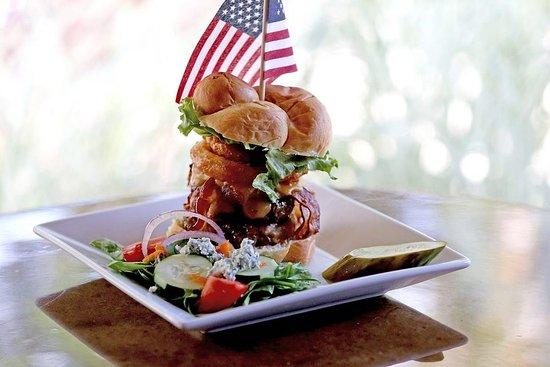 East Aurora, NY: AG Burger