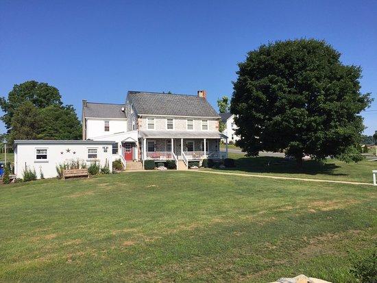 Ephrata, Pensylwania: Original Homestead (Metzler suite)