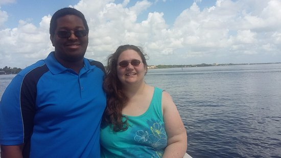Melbourne, FL: Great day on the boat