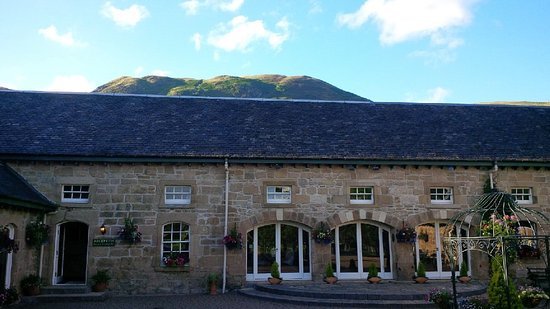 Tillicoultry, UK: Look at the view