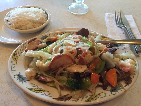 Tai Dop Woey - Pagoda Restaurant, Kirkland Lake ON