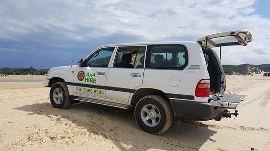 Rainbow Beach, Australia: Take a drive down to Double Island Point
