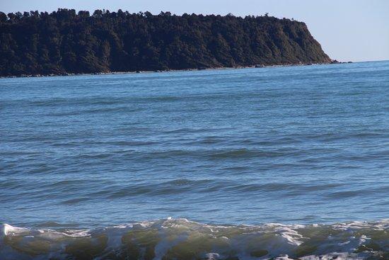 Westland National Park (Te Wahipounamu), New Zealand: Bruce Bay