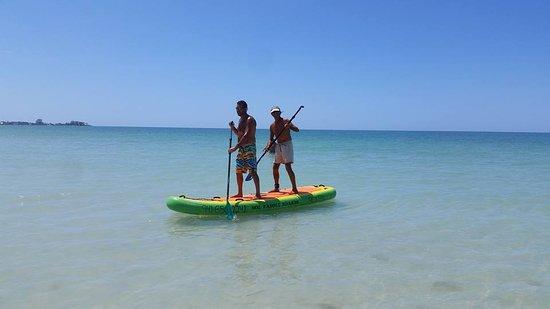 Sarasota Paddleboard Company: monster SUP