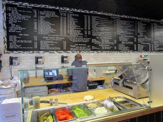 Chatham Sandwich Shop