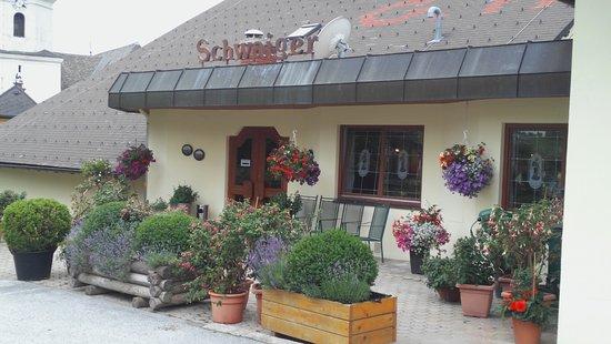 St. Kathrein am Offeneg, Austria: Hotel Schwaiger