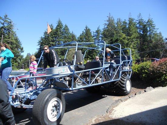 Reedsport, OR: Oregon Dunes - Buggy Bus
