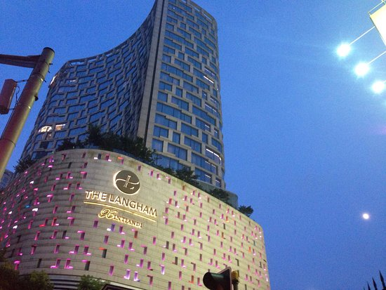 The Langham Shanghai Xintiandi: An oasis of quiet in a bustling city