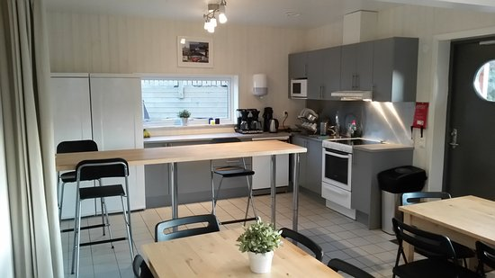 la cuisine toute quip e foto de hav logi skarhamn skarhamn tripadvisor. Black Bedroom Furniture Sets. Home Design Ideas
