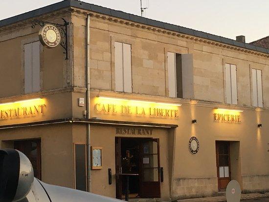 Paillet, Frankrijk: Cafe de la liberte