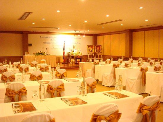 Lipa Noi, Thailand: MEETING ROOM