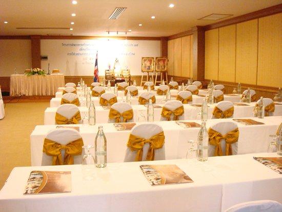 Lipa Noi, Tailândia: MEETING ROOM