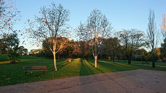 Griffith, Australia: City Park