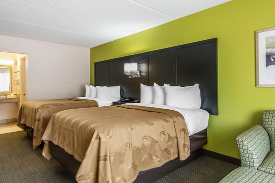 Hinesville, Τζόρτζια: Double Bed Room