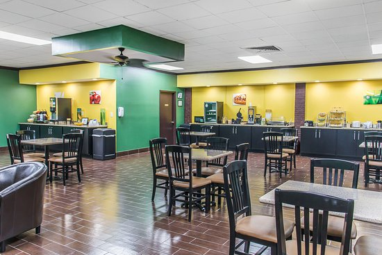 Hinesville, GA: Breakfast Room