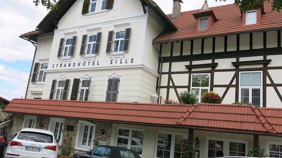 Reifnitz, Austria: Hotel Sille