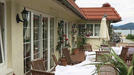 Reifnitz, Austria: Předzahrádka