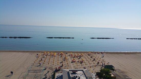 Casabianca di Fermo, Italy: Dalla terrazza panoramica
