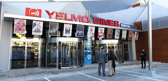 Yelmo Cines Tarragona